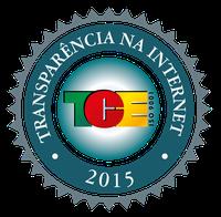 Selo TCE - Transparência na Internet